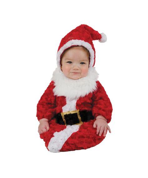 Pilgrim Decorations Santa Baby Bunting Costume
