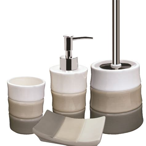 accessori x bagno set accessori bagno theedwardgroup co