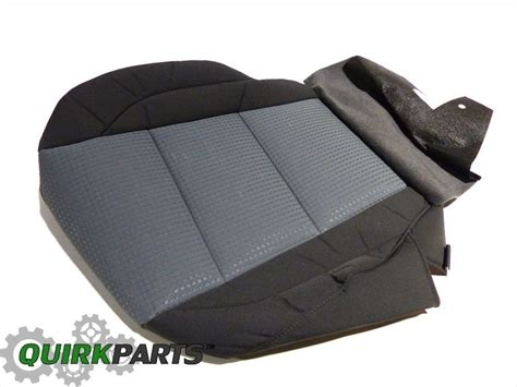 Oem Replacement Seat Upholstery by 2005 2007 Nissan Titan Drivers Front Seat Bottom Cushion Cover Oem 87370zh161 Ebay