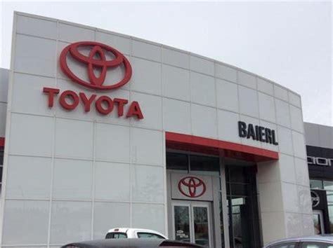 baierl toyota baierl toyota automobile dealers new used members