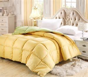 Thick Down Comforter Shop Popular Orange Down Comforter From China Aliexpress