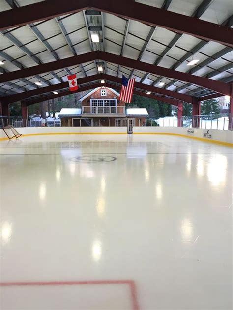 acre dedham ma estate  private ice rink