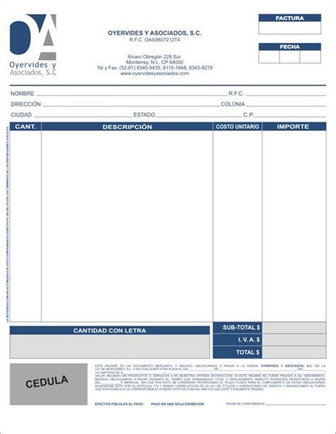formato de facturas en excel mexico formato de formato de factura formatos anteriores formaato