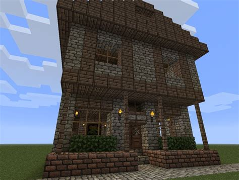 minecraft town houses english townhouse industrial era at it s finest minecraft project