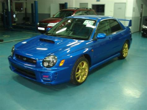 Subaru Wrx Sti 2002 by 2002 Subaru Impreza Wrx Sti Images