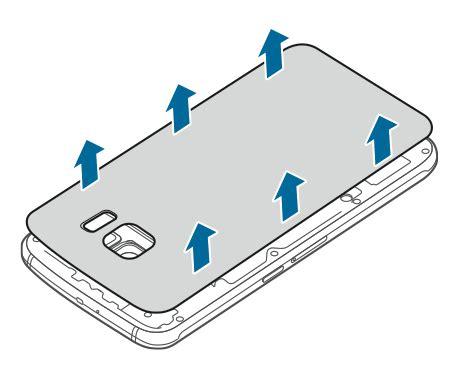 Baterai Hp Samsung E7 cara melepas mengganti baterai samsung galaxy s6 official