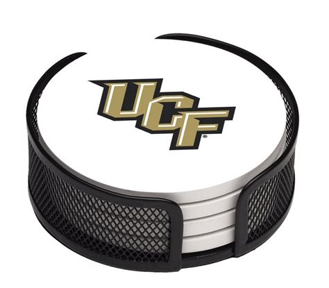 Beverage Coasters by Central Florida Knights Beverage Coasters With Holders