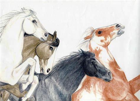 running horses by anita will