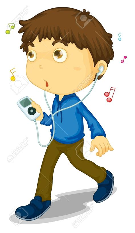 clipart boy walking   cliparts  images