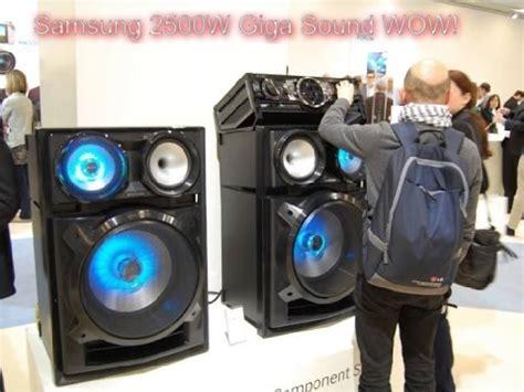 new samsung giga system 2500w stereo mx hs8500 2 2