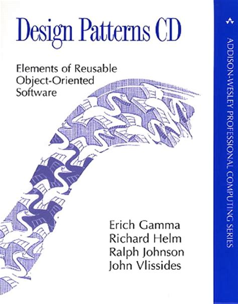 design pattern reusable software gamma helm johnson vlissides design patterns cd