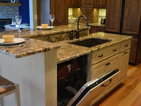 kitchen island with dishwasher and sink kitchen island with sink and dishwasher google search