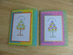 handmade birthday card karen s cards amp ideas