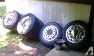 Alcoa Truck Wheels 19 5 19 5 Quot Alcoa Forged Dual Wheel Set For Sale In Balmville