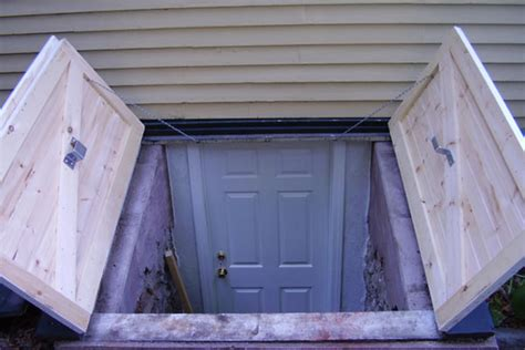 Basement Exterior Door Basement Door Ideas