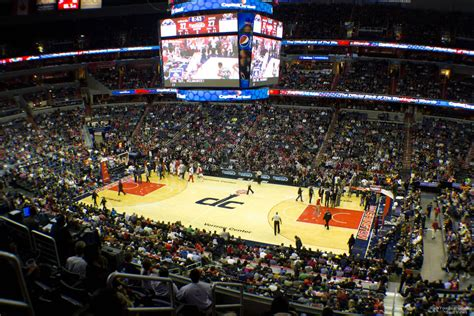 section court verizon center basketball seating guide rateyourseats com