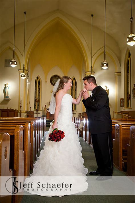 St Peter and Paul Church Cincinnati wedding Kevin and