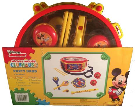 Disney Mickey Mouse Musical Set 11 disney mickey mouse clubhouse mickey s band 10
