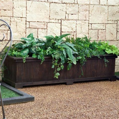 Large Cedar Planter Box by Large Cedar Planter Box Plans Woodworking Projects Plans