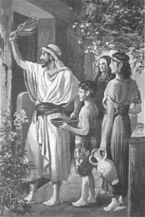 Ancient Pnevma: PASSOVER AND ITS ORIGINS