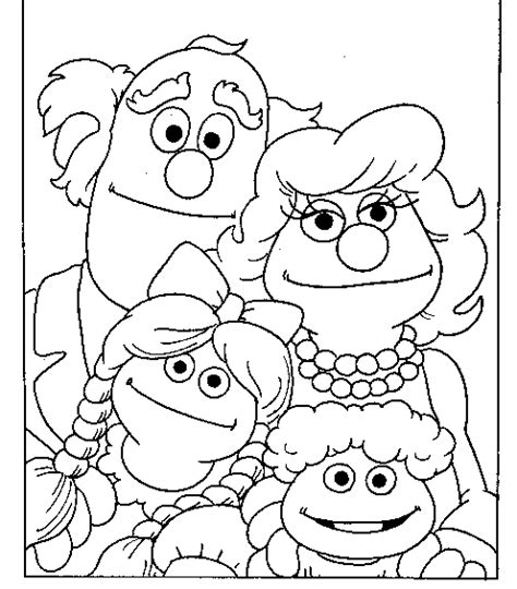 family picture coloring page family coloring pages 1