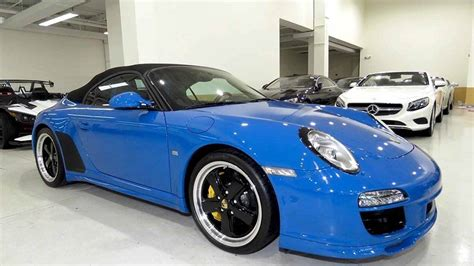 2011 porsche speedster for sale 2011 porsche 911 speedster for sale motor1 com photos