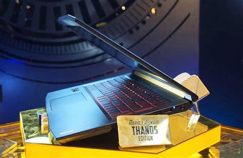 Harga Acer Nitro 5 Thanos Edition notebook acer edisi terbatas infinity war