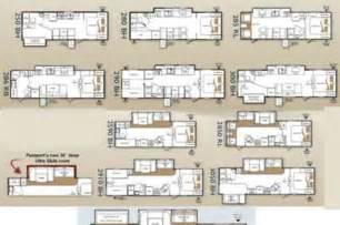 2002 prowler floor plan free home design ideas images