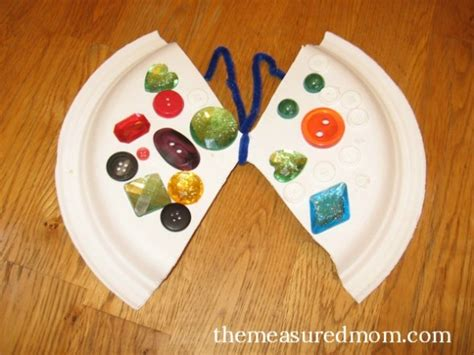 arts and crafts for kindergarten letter b projects for preschoolers the measured
