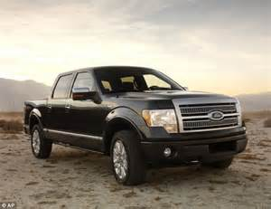 Aluminum Ford Truck Ford F 150 Truck Aluminum Model Weighs 700 Pounds