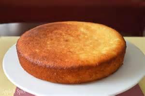 apple spice lemon drizzle mashed potato cake
