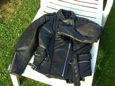 Motorrad Lederjacke Gebraucht by Motorrad Lederjacke Neu Und Gebraucht Kaufen Bei Dhd24