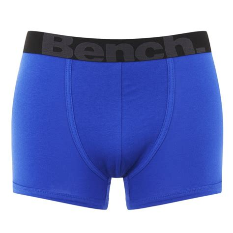 bench boxers bench mens 3 pack basic boxers with contrast waistband