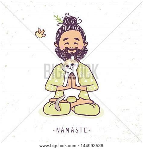 namaste clipart namaste images illustrations vectors namaste stock