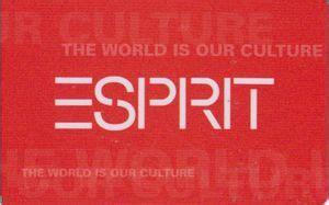 Esprit Gift Card - gift card esprit esprit austria esprit col at esprit 007