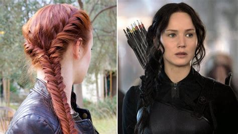 hunger games hairstyles prim hunger games hair tutorial katniss mockingjay battle