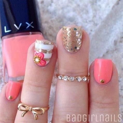 imagenes de uñas blancas de acrilico 20 divertidos dise 241 os para decorar tus u 241 as cortas belleza
