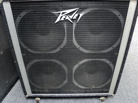 4 ohm speaker cabinet vintage peavey roadmaster 412s 4x12 quot 4 ohms electric reverb