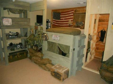 army bedroom decor my little boy s military bedroom complete with sniper