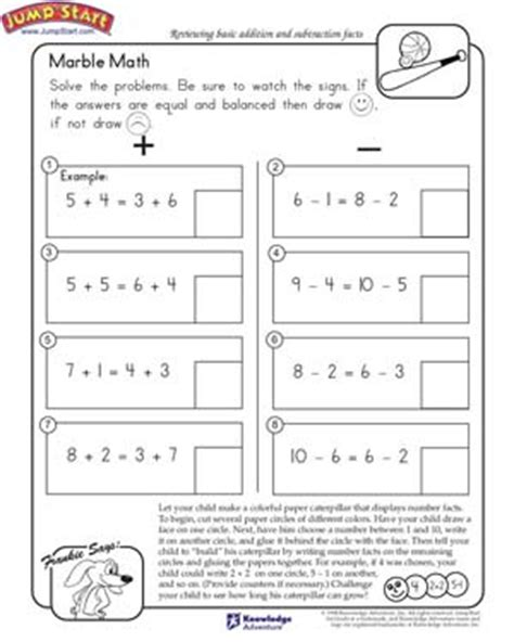 printable maths worksheets for 6 year olds printable pages
