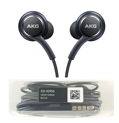 Headset Earphone Samsung Galaxy S8 S8 Plus S8 Akg genuine samsung akg galaxy s8 s8 plus in ear earphones