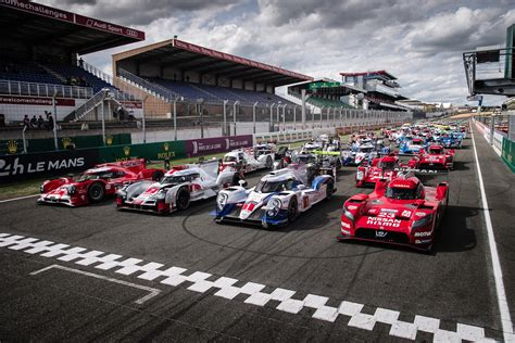Le Mans Hyper Hybrids Battle At Le Mans This Weekend Don T Miss