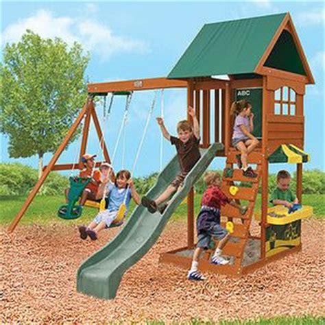 899 big backyard timber playground augusta target