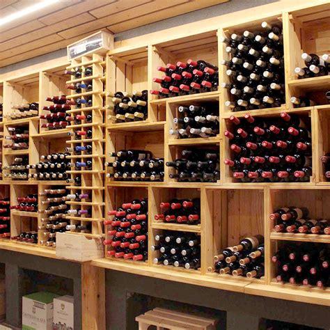 Weinkisten Aus Holz by Weinkiste Weinregal Cassatta Aus Holz In Weinregale Holz