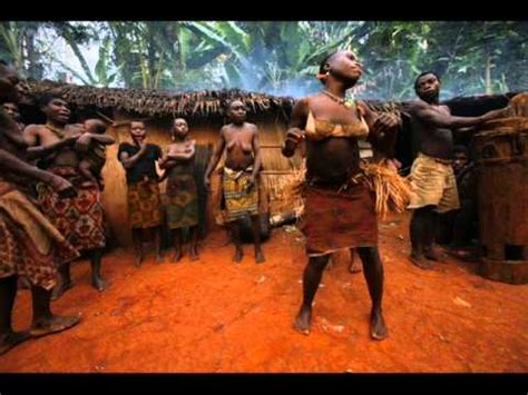 youtube african tribes african bayaka pygmies music part 1 youtube