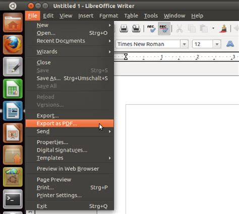 convert pdf to word ubuntu intenbiobrew download image to pdf converter ubuntu