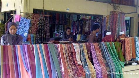 Lu Tirai Sentra Kain Cirebon Jual Aneka Bahan Celana 1