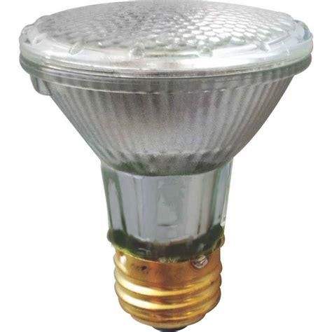 par20 halogen light bulbs shop utilitech 2 pack 39 watt dimmable soft white par20