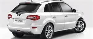 Renault Koleos 2014 Review Renault Koleos Bose 2014 Review Carclick