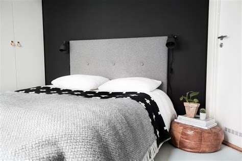 Diy Headboard With Wool Padding Note To Self